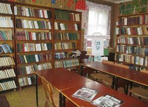 Ореховская сельская библиотека-филиал №3