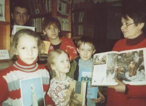 Иваньковская сельская библиотека-филиал №8