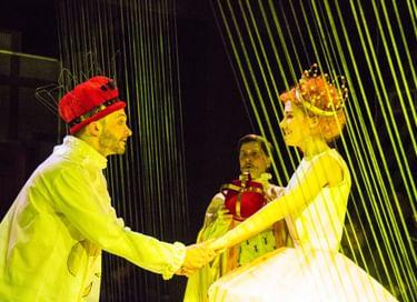 Спектакль «Принцесса из страны Забвении»