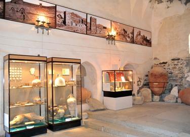 Выставка «Археологические исследования средневековой Сугдеи-Солдайи и ее округи»