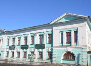 Межпоселенческая библиотека имени Максима Горького