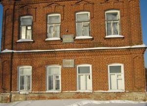 Олешская сельская библиотека-филиал №21