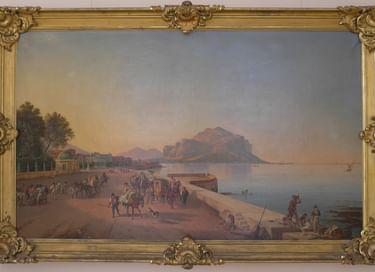 Выставка «В любимых царских резиденциях. Гатчина. Царское село. Петергоф»