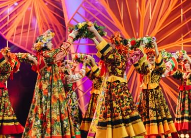 Концерт «Золотые хиты «Русской песни»