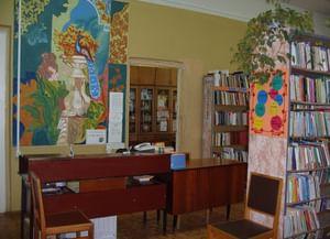Велижская районная библиотека