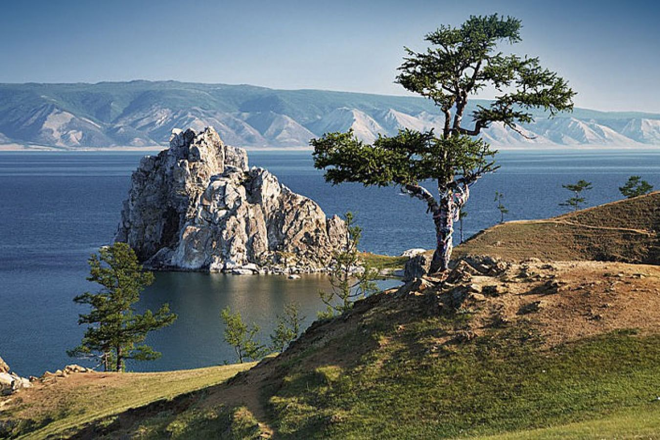 Озеро Байкал, Танганьи́ка