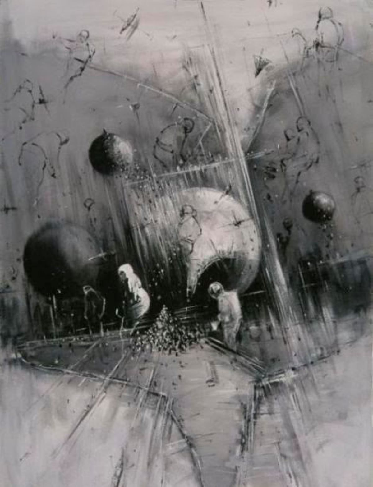 «Космический десант. Работы художников XXI века в Норильске»