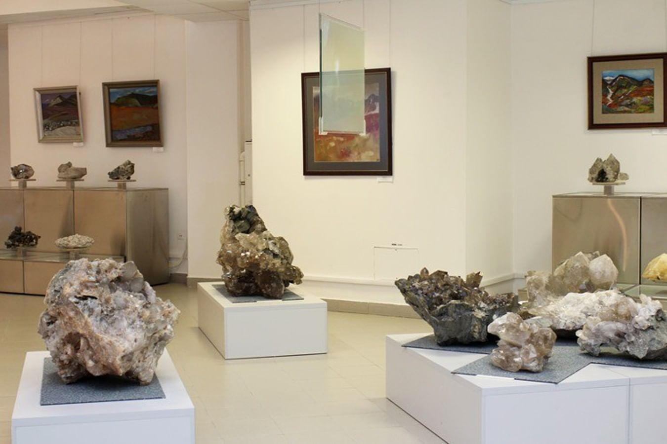 Музей геологии, нефти и газа.