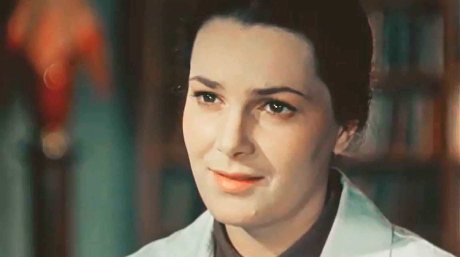 Кадр из фильма «Неоконченная повесть»