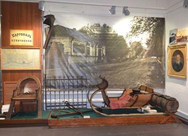 Выставка «Каргополь купеческий»