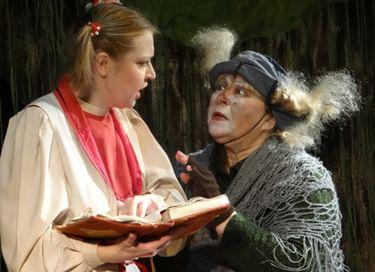 Спектакль «Исчезновение принцессы Фефелы III»