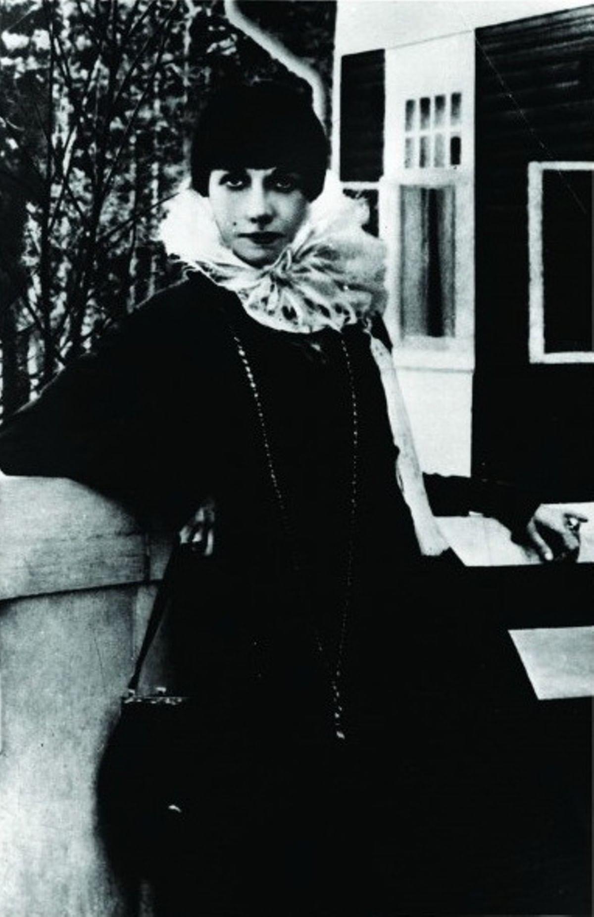 Паллада Богданова-Бельская.