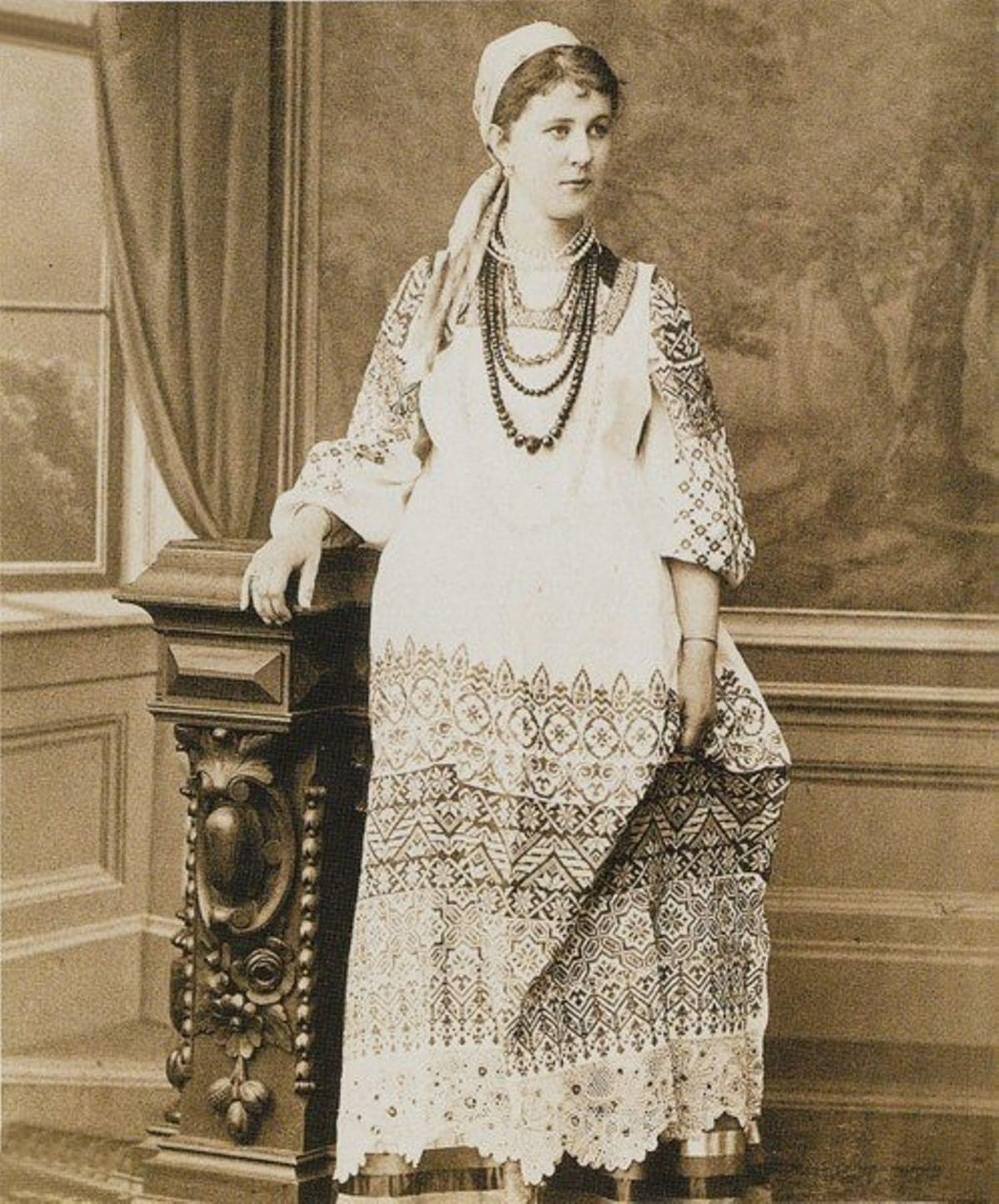 Мария Тенишева.