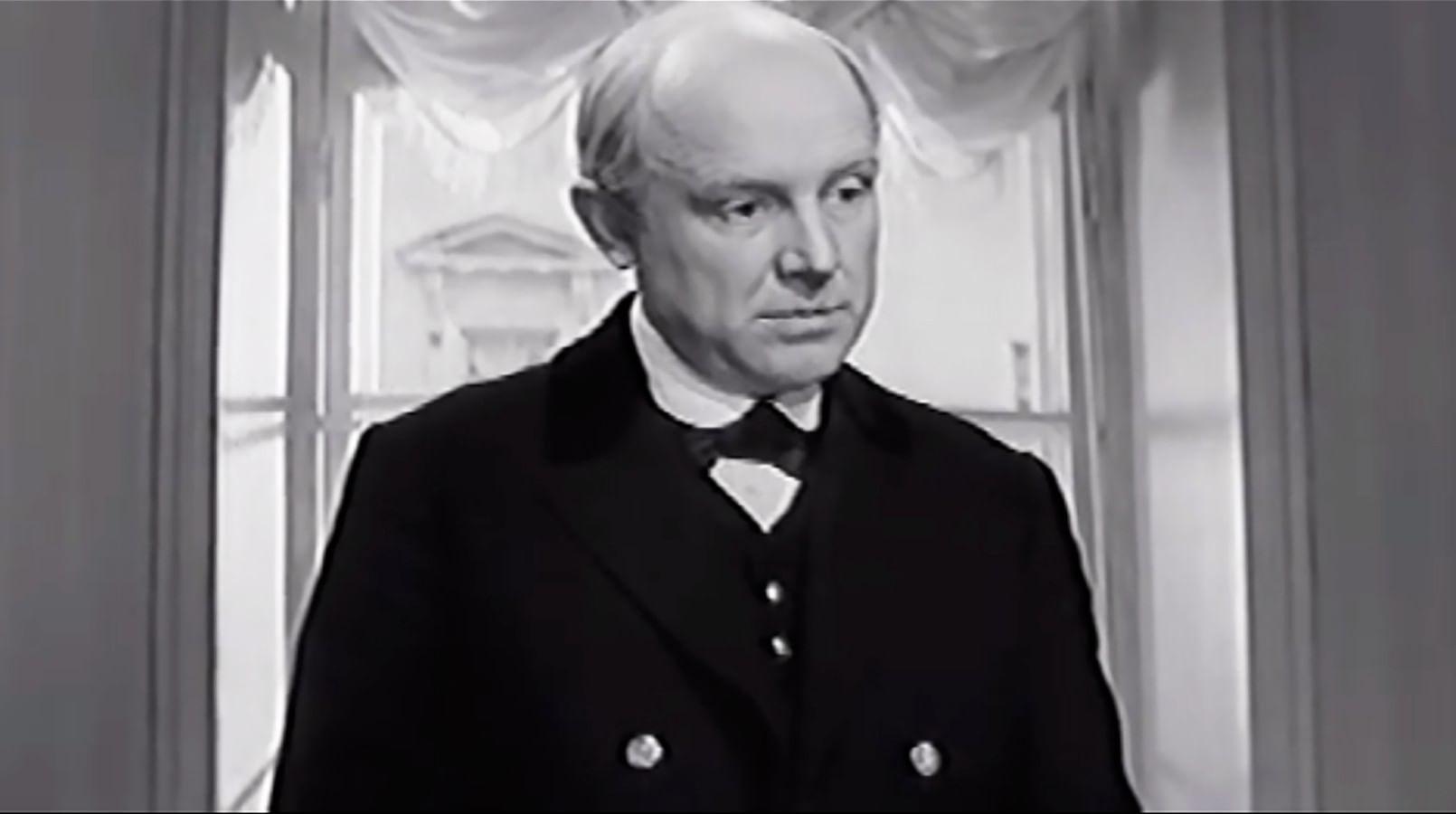 Кадр из фильма «Преступление и наказание»