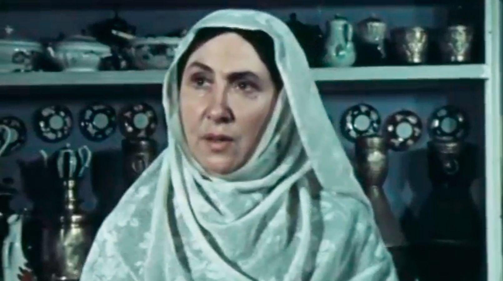 Кадр из фильма «Загадка кубачинского браслета»
