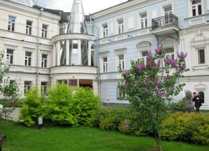 Библиотека-читальня им. И. С. Тургенева (строение 2)