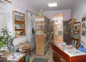 Ладыгинская сельская библиотека-филиал № 11