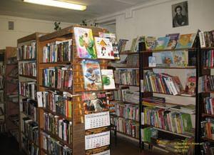 Библиотека-филиал № 8 пос. Тярлево