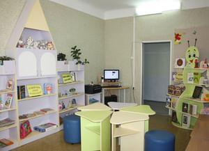 Детская библиотека-филиал № 11