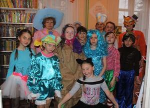 Межпоселенческая районная детская библиотека с. Малояз