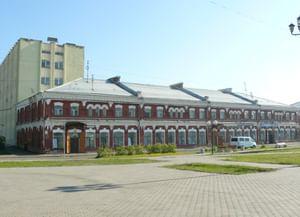 Центральная городская библиотека имени А. П. Чехова