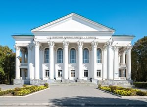 Государственная национальная библиотека Кабардино-Балкарcкой Республики имени Т. К. Мальбахова