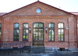 Фондохранилище музея-заповедника «Кижи»