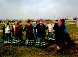 Весенние хороводные «люлеишные» песни хутора Яминского Алексеевского района Волгоградской области