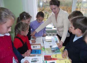 Новобалтачевская сельская библиотека