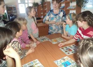 Юмашевская сельская модельная библиотека
