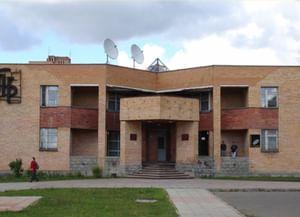 Публичная научная библиотека им. В. Г. Короленко
