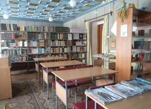 Урнякская сельская библиотека