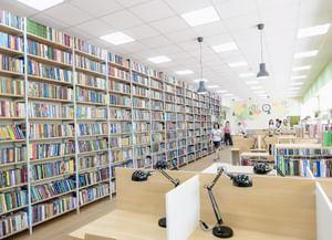 Центральная библиотека им. Габдуллы Тукая