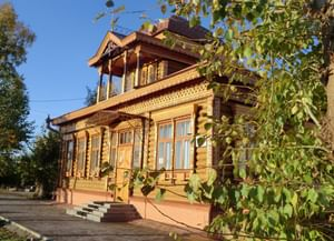 Детская библиотека г. Ишим