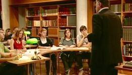 «Помедленнее, я записываю…» Подборка лекций по школьным предметам