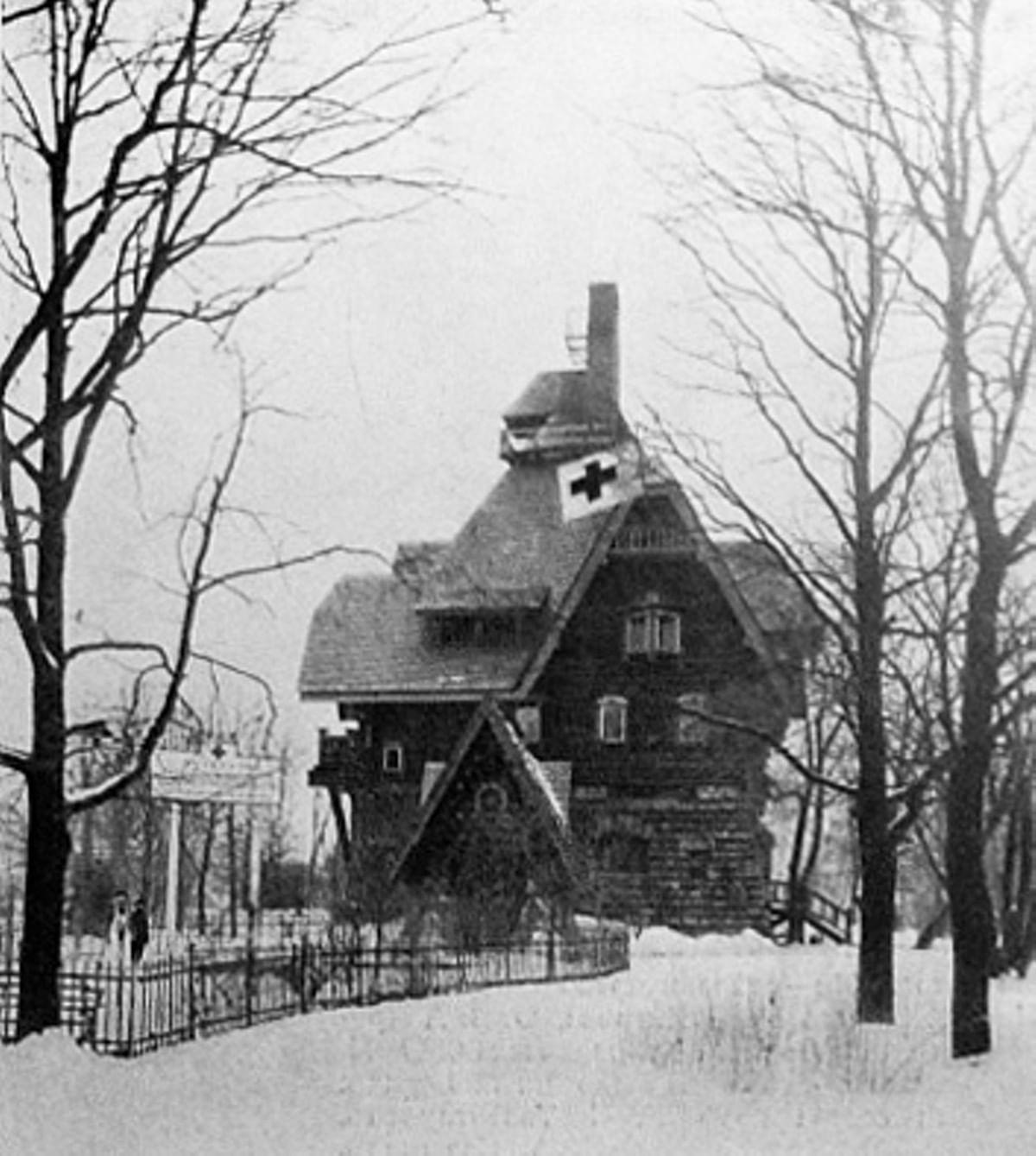 Дом Мельцера