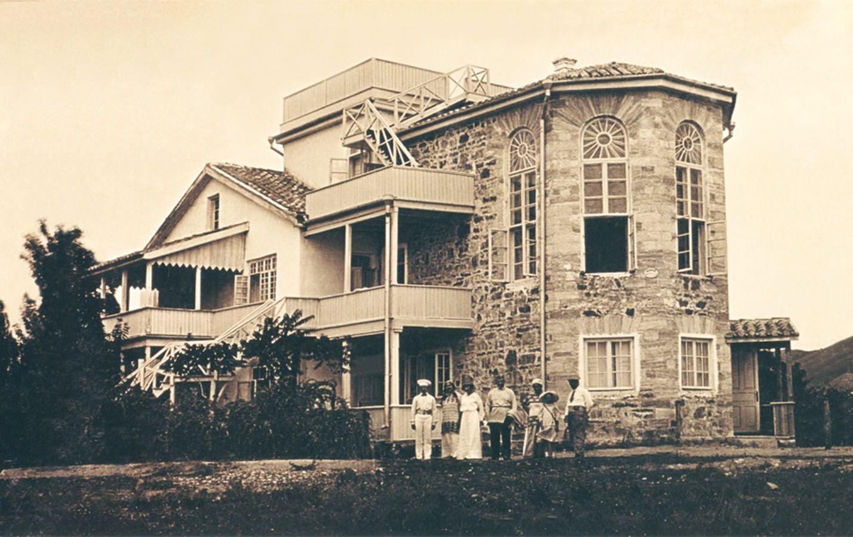 Дом Волошина