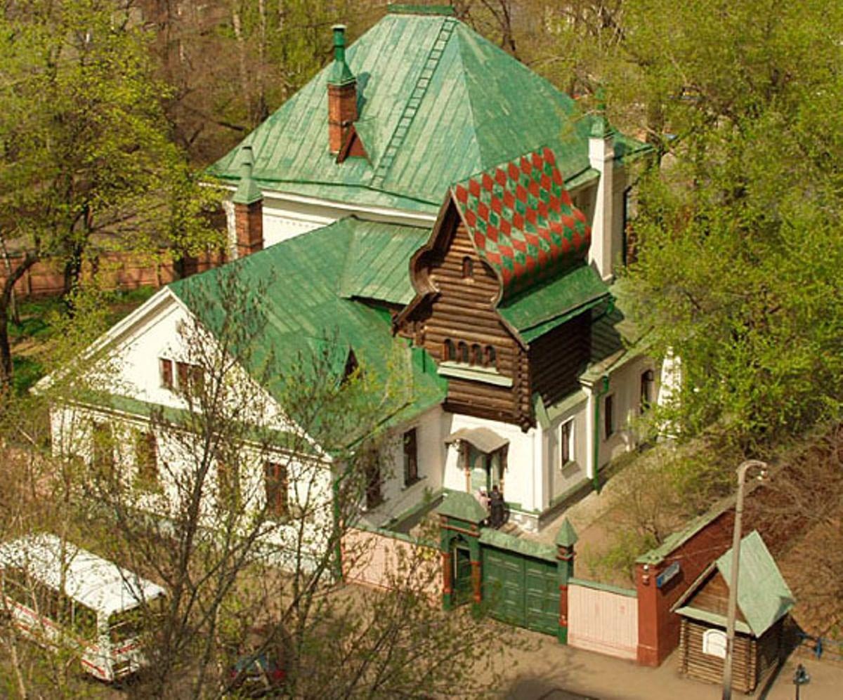 Дом Васнецова