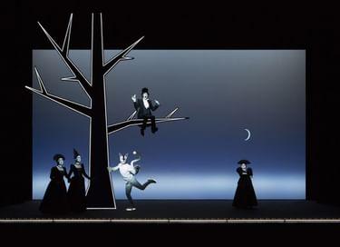 Спектакль «Сказки Пушкина»