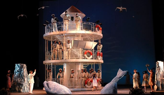 Главная Цирк на воде