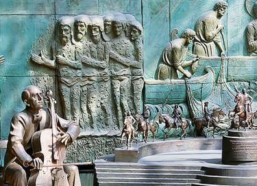 Постоянная экспозиция произведений Зураба Церетели