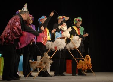 Спектакль «Куклоцирк»