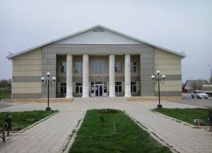 Комсомольская сельская библиотека-филиал №11