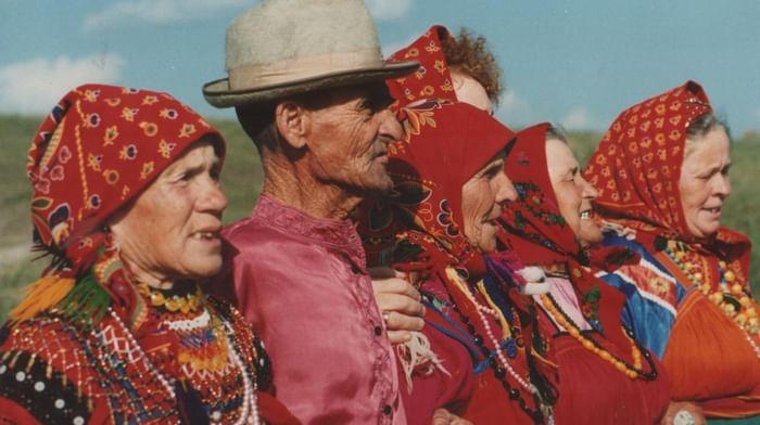 Песенная традиция села Пчелиновка Воронежской области