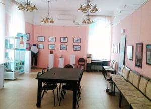 Центральная городская библиотека имени О. П. Кузнецова