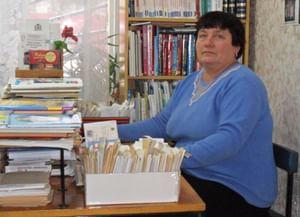 Большемокринская сельская библиотека-филиал № 31