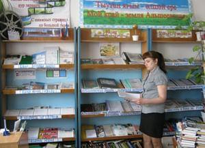 Альшеевская межпоселенческая центральная библиотека