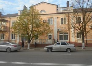 Детская библиотека им. А. Чехова