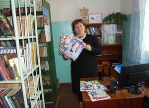 Лунинская сельская библиотека