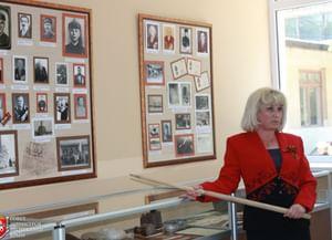Музей боевой славы посёлка Николаевки
